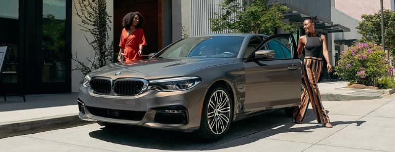 2020 BMW 5 Series - Bert Ogden BMW in McAllen, TX