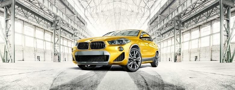 2020 BMW X2 - Bert Ogden BMW in McAllen, TX