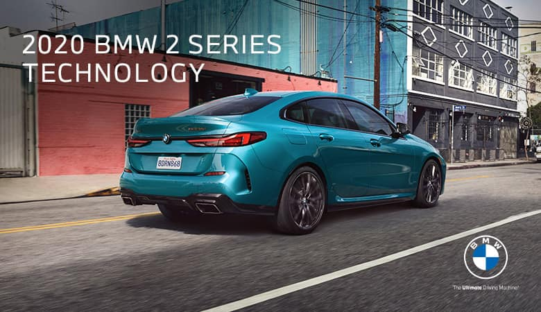 2020 BMW 2 Series Technology - Bert Ogden BMW in McAllen, TX