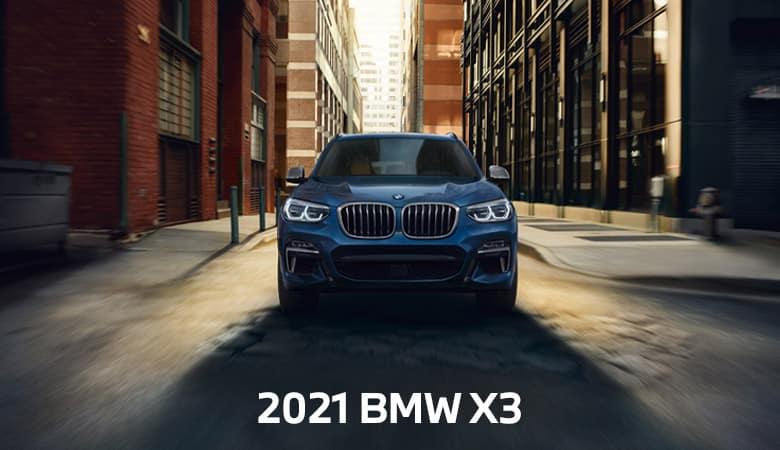 2021 BMW X3 - Bert Ogden BMW in McAllen, Texas