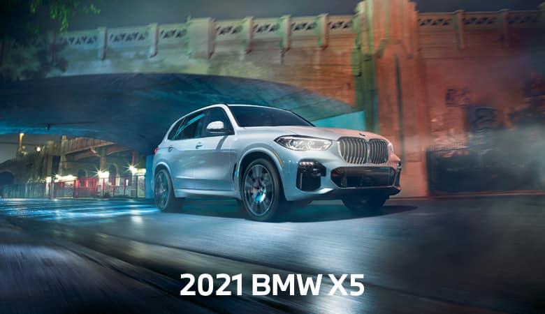 2021 BMW X5 - Bert Ogden BMW in McAllen, Texas