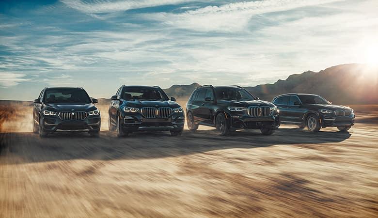 2021 BMW SAV®s - Bert Ogden BMW in McAllen, Texas