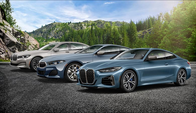 2021 BMW sedans and coupes - Bert Ogden BMW in McAllen, Texas