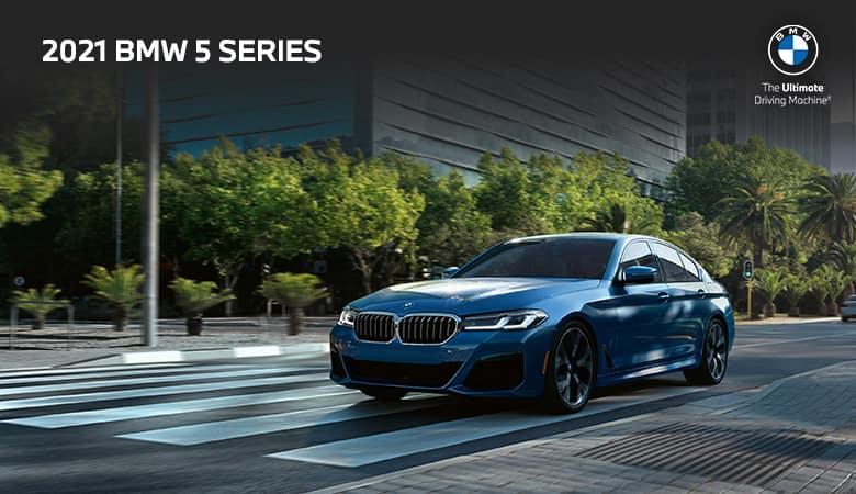 2021 BMW 5 Series - Bert Ogden BMW in McAllen, Texas