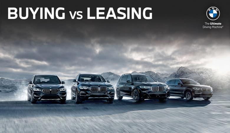 Buying vs. Leasing - Bert Ogden BMW in McAllen, Texas