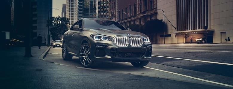 2021 BMW X6 - Bert Ogden BMW in McAllen, Texas