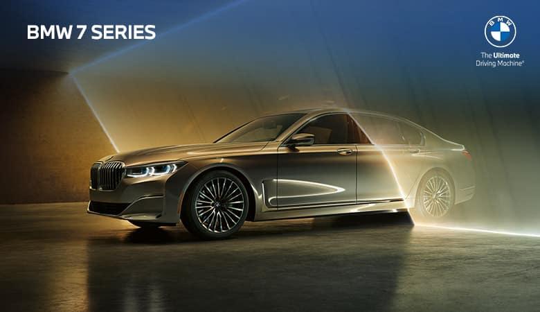 2021 BMW 7 Series - Bert Ogden BMW in McAllen, Texas