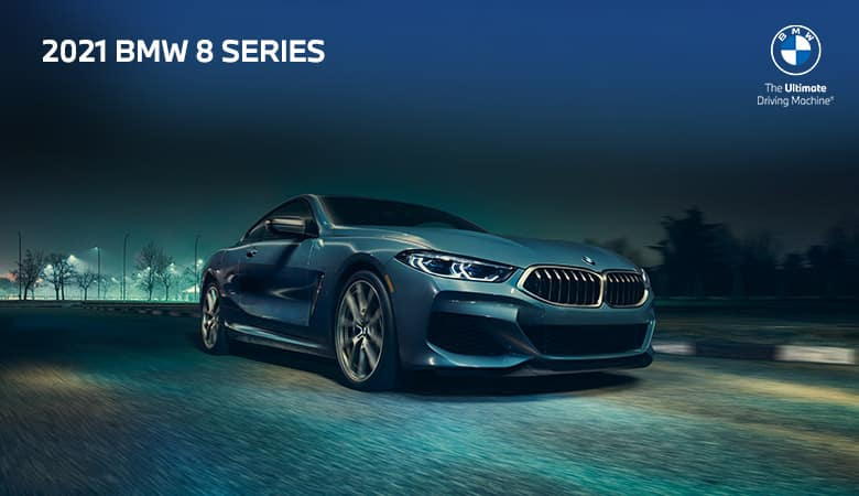 2021 BMW 8 Series - Bert Ogden BMW in McAllen, Texas