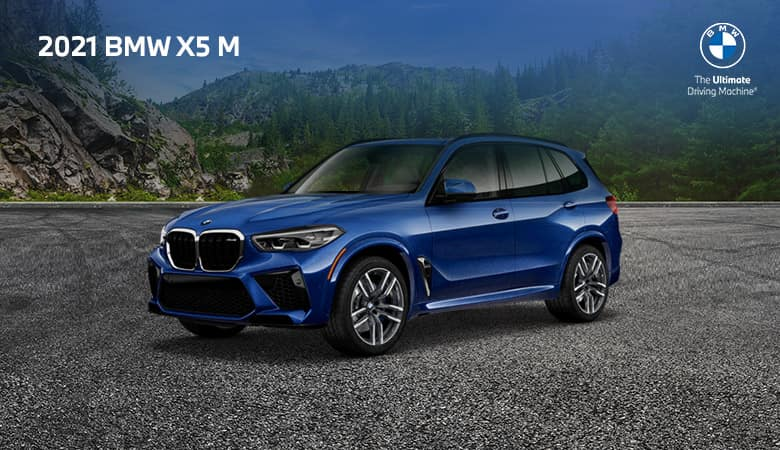 2021 BMW X5 M - Bert Ogden BMW in McAllen, Texas