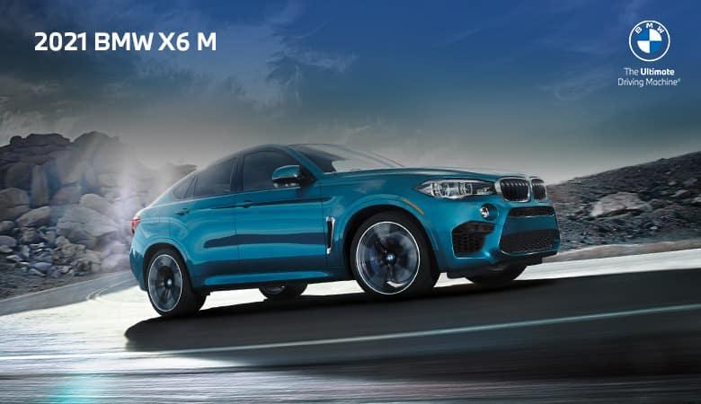 2021 BMW X6 M - Bert Ogden BMW in McAllen, Texas