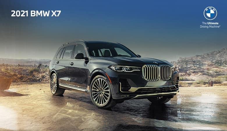 2021 BMW X7 - Bert Ogden BMW in McAllen, Texas