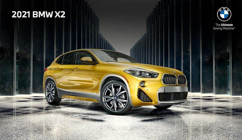 2021 BMW X2 - Bert Ogden BMW in McAllen, Texas