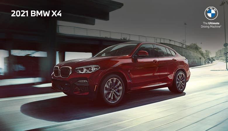 2021 BMW X4 | McAllen, TX