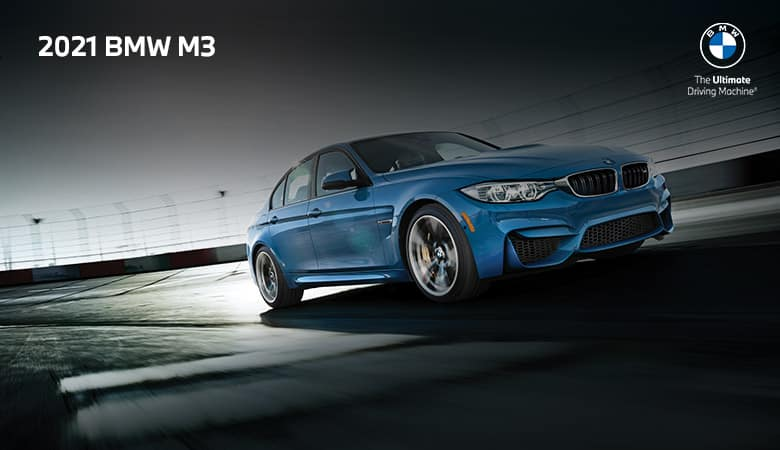 2021 BMW M3 - Bert Ogden BMW in McAllen, Texas