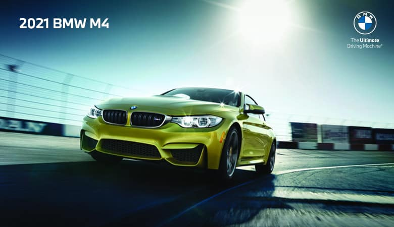 2021 BMW M4 - Bert Ogden BMW in McAllen, Texas