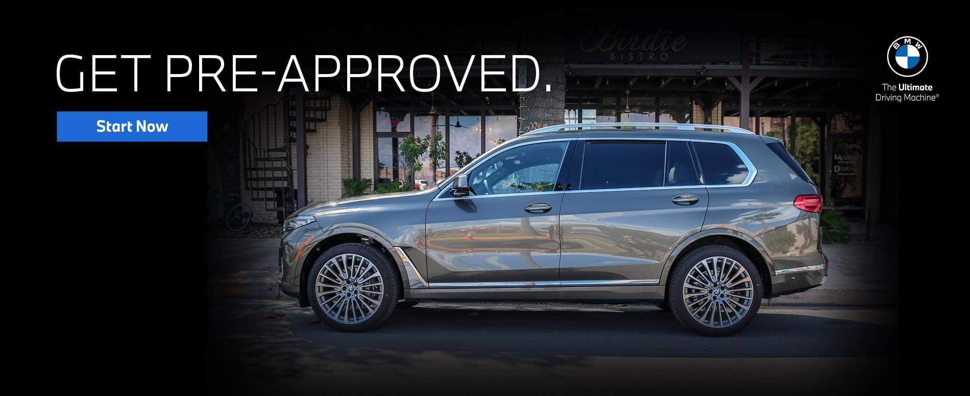 Get Pre-Approved   Bert Ogden BMW in McAllen, Texas