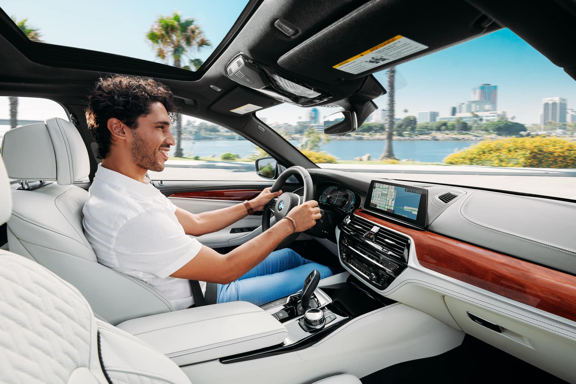 BMW Interior | Bert Ogden BMW | McAllen, Texas