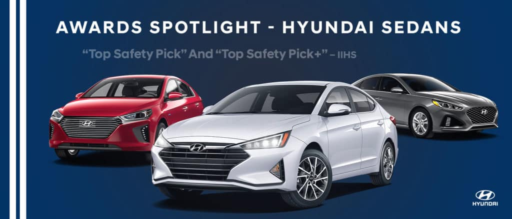 Safety Awards for Hyundai Sedans - Bert Ogden Hyundai - Harlingen, TX