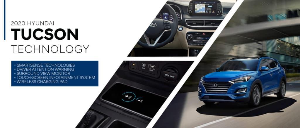 2020 Hyundai Tucson Technology - Bert Ogden Hyundai - Harlingen, TX