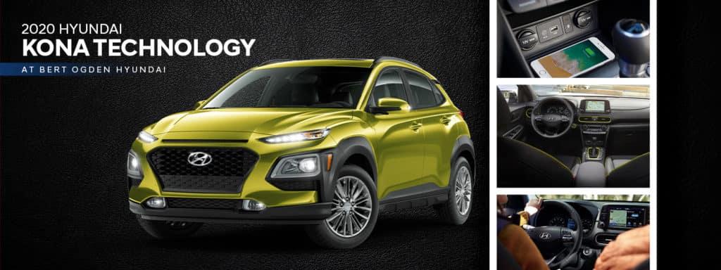 2020 Hyundai Kona Technology - Bert Ogden Hyundai - Harlingen, TX