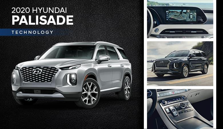 2020 Hyundai Palisade Technology | Bert Ogden Hyundai | Harlingen, TX
