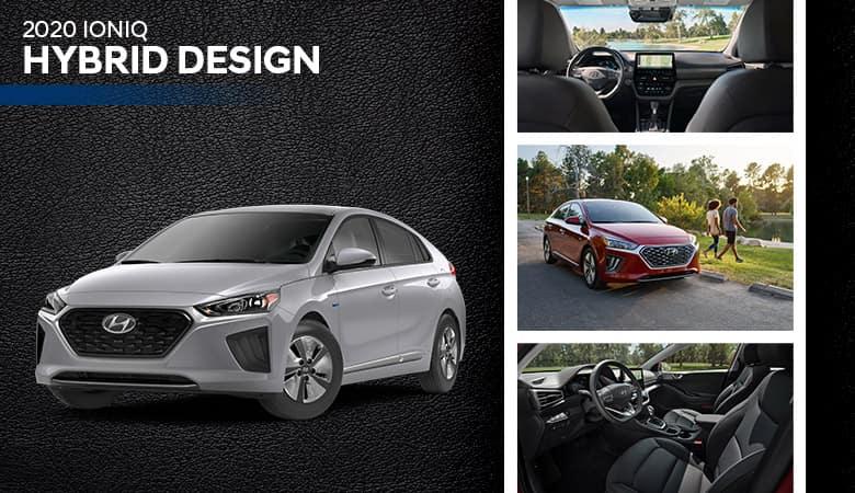 2020 Hyundai IONIQ Hybrid Design | Bert Ogden Hyundai in Harlingen, TX