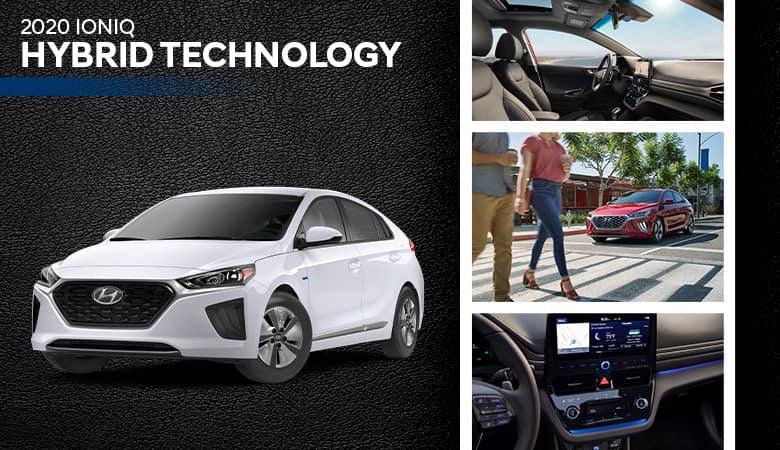 2020 Hyundai IONIQ Hybrid | Bert Ogden Hyundai in Harlingen, TX