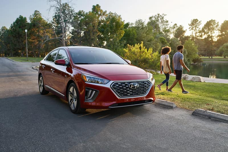 Hyundai IONIQ Hybrid | Bert Ogden Hyundai | Harlingen, TX