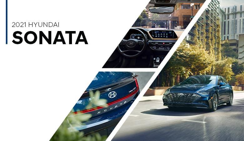 2021 Hyundai Sonata | Bert Ogden Hyundai | Harlingen, TX