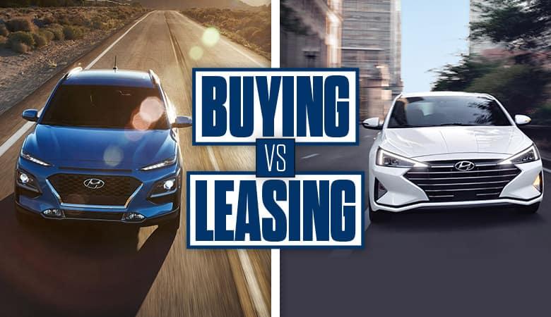 Buying vs. Leasing | Bert Ogden Hyundai | Harlingen, TX