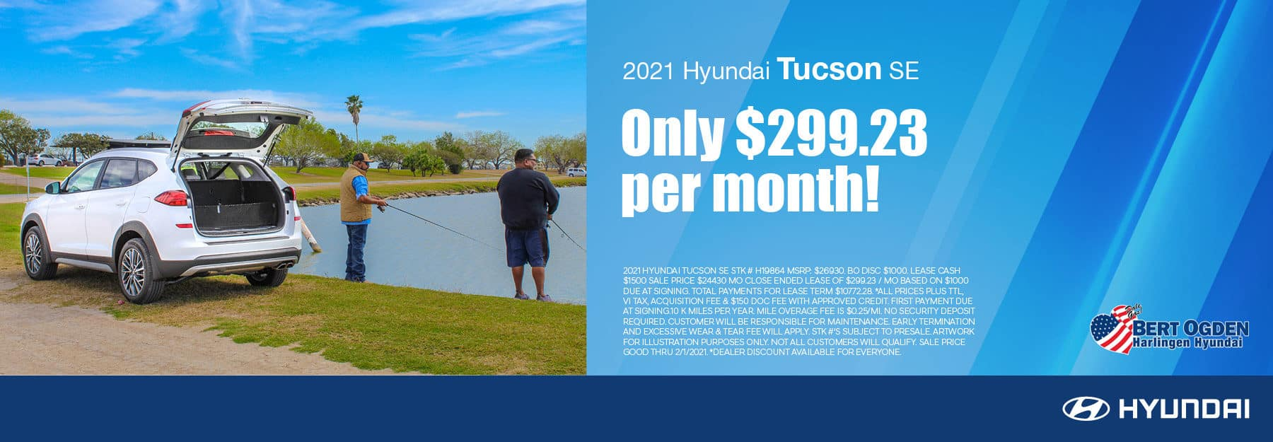 2021 Hyundai Tucson | Bert Ogden Hyundai | Harlingen, TX