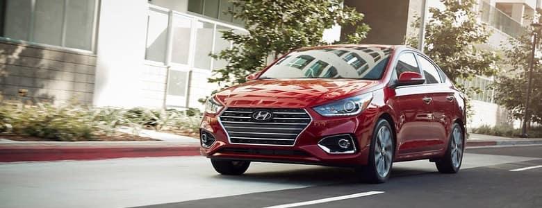 2021 Hyundai Accent - Bert Ogden Hyundai in Harlingen, Texas