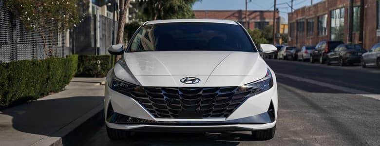 2021 Hyundai Elantra - Bert Ogden Hyundai in Harlingen, Texas