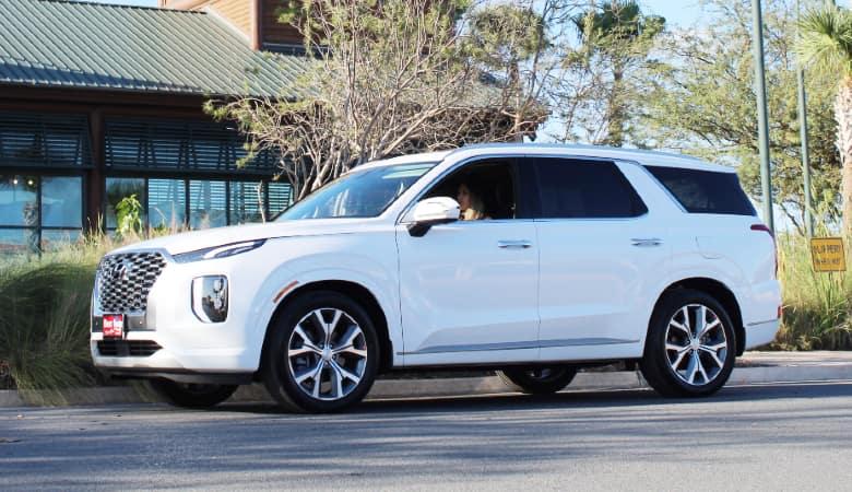 2021 Hyundai Palisade | Bert Ogden Hyundai | Harlingen, Texas