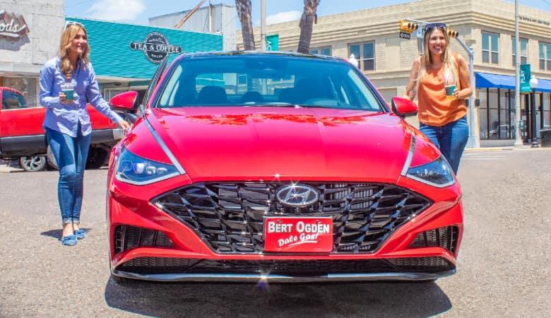 2021 Hyundai Sonata | Bert Ogden Hyundai | Harlingen, Texas