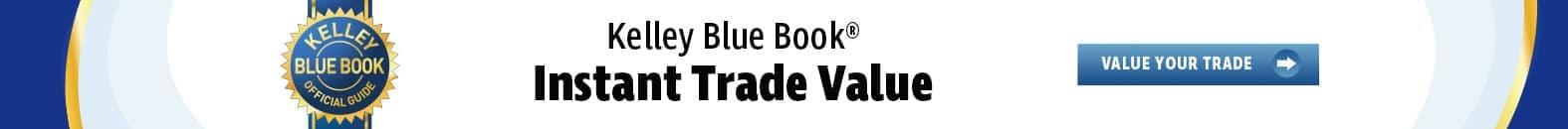 Kelley Blue Book Instant Trade Value - Bert Ogden Hyundai in Harlingen, Texas