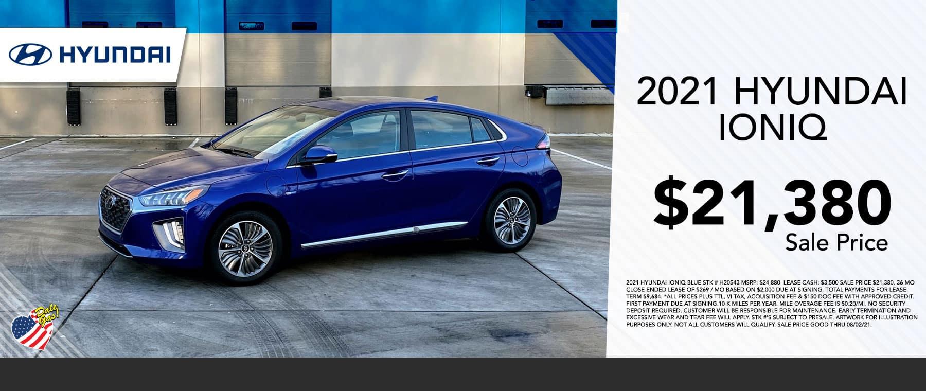 2021_Hyundai_Ioniq