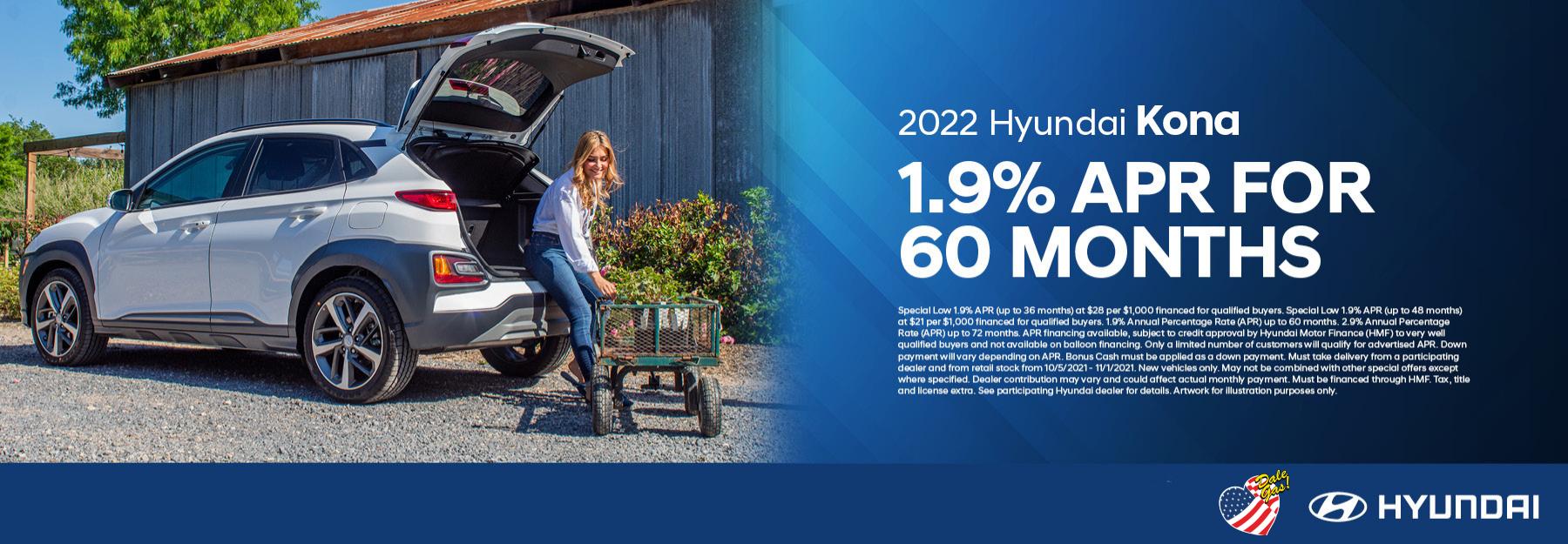 2022 Hyundai Kona Offer | Bert Ogden Hyundai in Harlingen, Texas