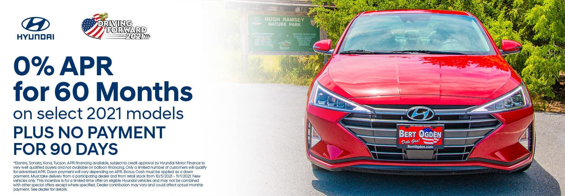 October Offer | Bert Ogden Hyundai in Harlingen, Texas