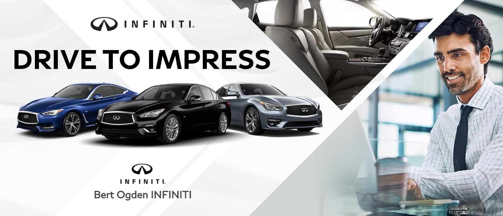 Drive to Impress | Bert Ogden INFINITI | Edinburg, TX