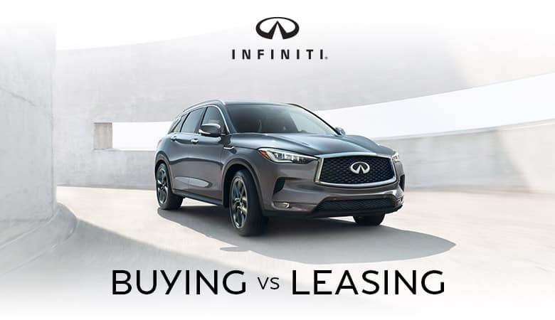Buying vs. Leasing | Bert Ogden INFINITI | Edinburg, TX