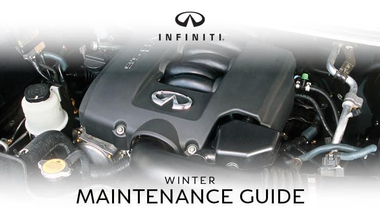 Winter Maintenance Guide | Bert Ogden INFINITI | Edinburg, TX