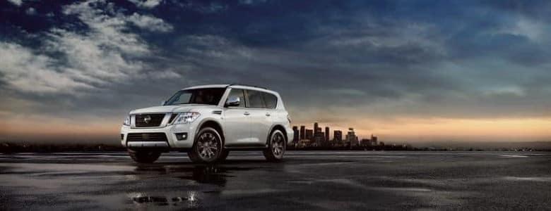 2020 Nissan Armada - Bert Ogden Nissan in McAllen, TX