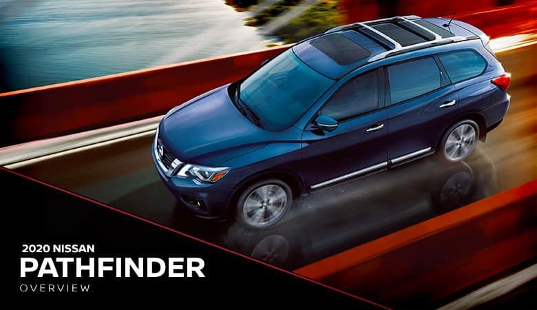 2020 Nissan Pathfinder Overview - Bert Ogden Nissan in McAllen, TX