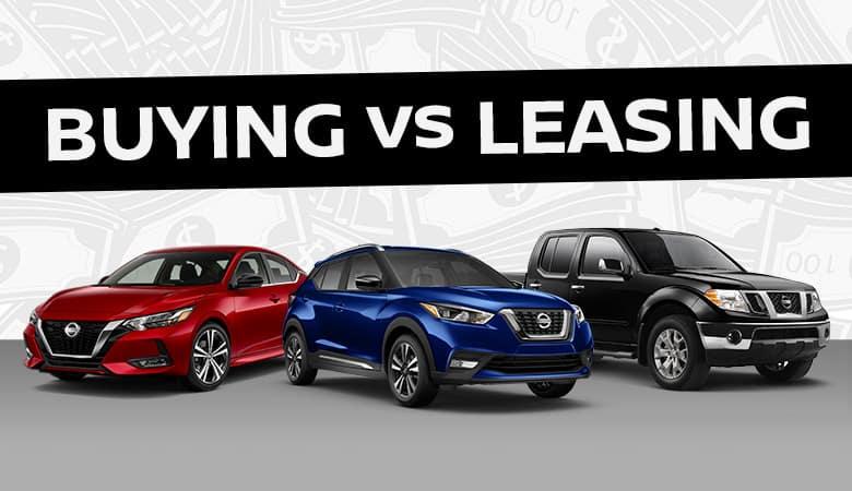 Buying vs. Leasing - Bert Ogden Nissan in McAllen, Texas