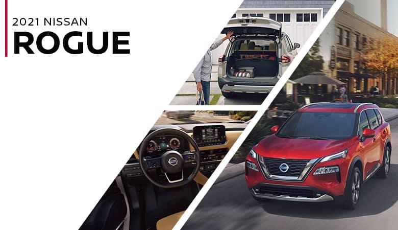 2021 Nissan Rogue - Bert Ogden Nissan in McAllen, Texas