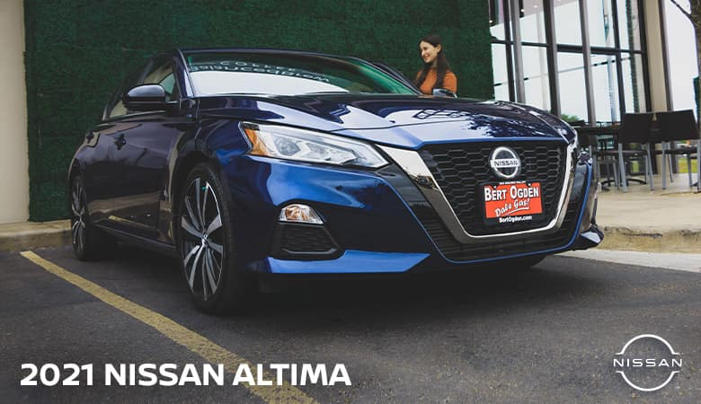 2021 Nissan Altima   McAllen, TX