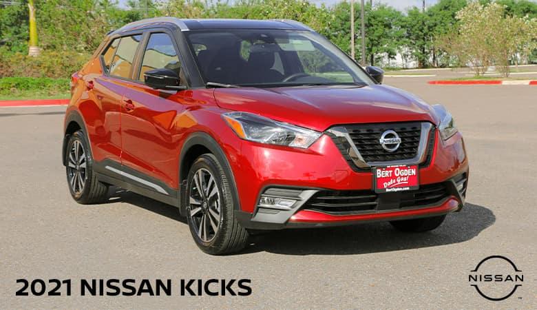 2021 Nissan Kicks | McAllen, TX