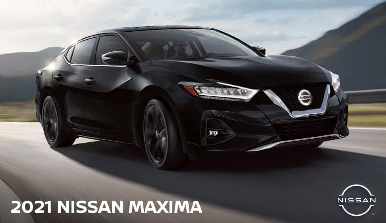 2021 Nissan Maxima | McAllen, TX