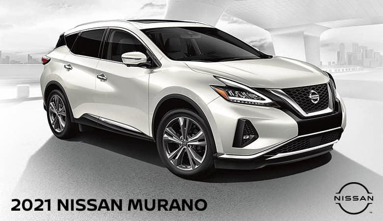 2021 Nissan Murano | McAllen, TX
